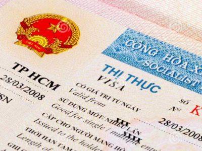 Визовые взаимоотношения России и Вьетнама